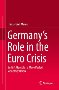 Cover Germany's Role in the Euro Crisis