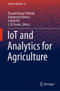 Cover IoT and Analytics for Agriculture
