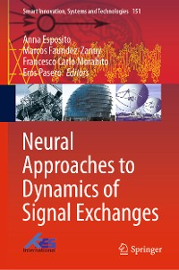 Cover Neural Approaches to Dynamics of Signal Exchanges