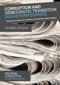 Cover Corruption and Democratic Transition in Eastern Europe