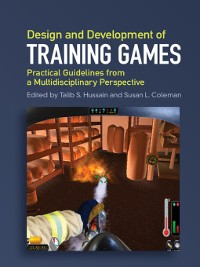 Cover Design and Development of Training Games