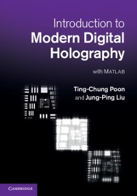 Cover Introduction to Modern Digital Holography