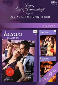 Cover Liebe, Lust & Leidenschaft - Best of Baccara Collection 2020