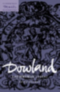 Cover Dowland: Lachrimae (1604)