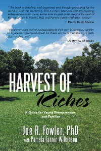 Cover Harvest of Riches