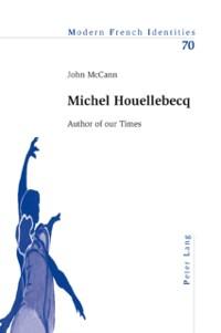 Cover Michel Houellebecq