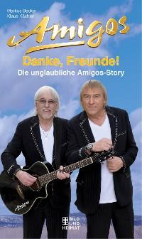 Cover Danke, Freunde!