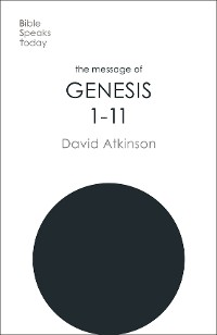 Cover The Message of Genesis 1-11