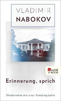 Cover Erinnerung, sprich