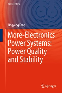 Cover More-Electronics Power Systems: Power Quality and Stability