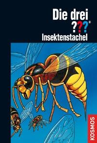 Cover Die drei ???, Insektenstachel (drei Fragezeichen)