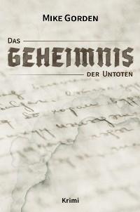 Cover Das Geheimnis der Untoten