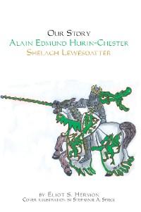 Cover Our Story Alain Edmund Hurin-Chester Shelagh Lewesdattir