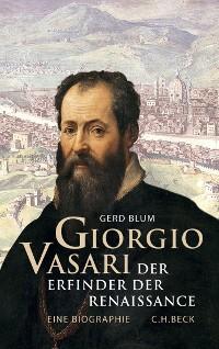 Cover Giorgio Vasari