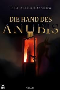 Cover Die Hand des Anubis