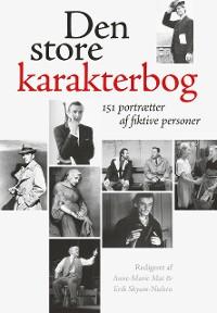 Cover Den store karakterbog
