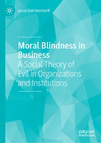 Cover Moral Blindness in Business