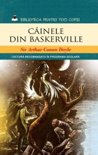 Cover Cainele din Baskerville