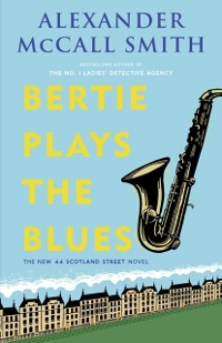 Cover Bertie Plays the Blues