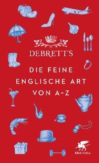 Cover Debrett's. Die feine englische Art von A-Z