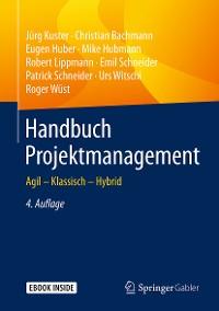 Cover Handbuch Projektmanagement