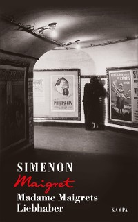 Cover Madame Maigrets Liebhaber