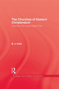 Cover Churches Of Eastern Christendom