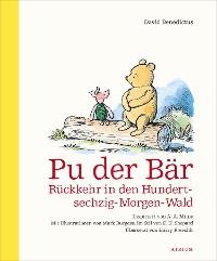 Cover Pu der Bär. Rückkehr in den Hundertsechzig-Morgen-Wald