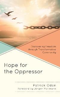 Cover Hope for the Oppressor