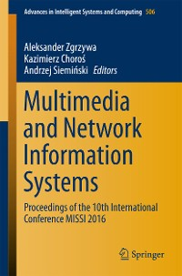 Cover Multimedia and Network Information Systems
