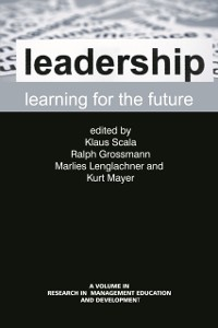 Cover Leadership Learning for the Future