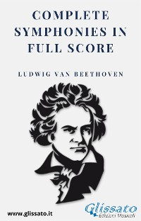 Cover Beethoven - Complete symphonies in full score