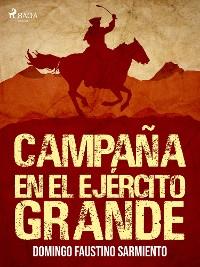 Cover Campaña en el Ejército Grande