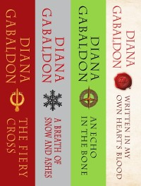 Cover Outlander Series Bundle: Books 5, 6, 7, and 8