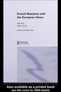 Cover French Relations with the European Union