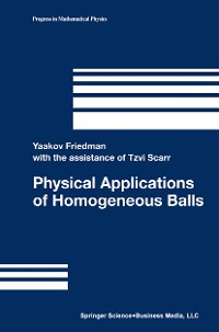 Cover Physical Applications of Homogeneous Balls