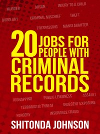 Cover 20 Jobs for People With Criminal Records