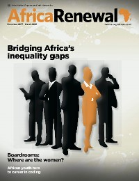 Cover Africa Renewal, December 2017 - March 2018