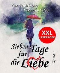 """Cover Leseprobe: """"Sieben Tage für die Liebe"""""""