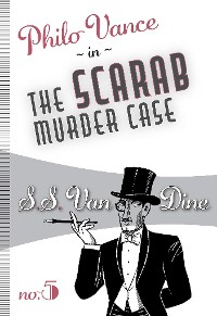 Cover The Scarab Murder Case
