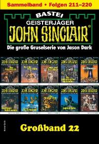 Cover John Sinclair Großband 22 - Horror-Serie
