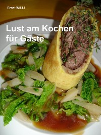 Cover Lust am Kochen für Gäste