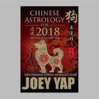 Cover Chinese Astrology for 2018