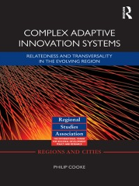 Cover Complex Adaptive Innovation Systems