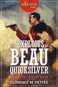 Cover The Exploits of Beau Quicksilver