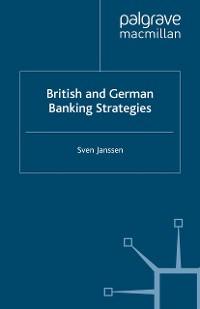 Cover British and German Banking Strategies