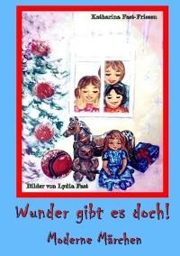 Cover Wunder gibt es doch!