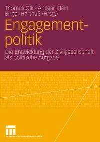 Cover Engagementpolitik