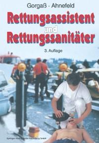Cover Rettungsassistent und Rettungssanitater