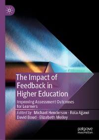 Cover The Impact of Feedback in Higher Education
